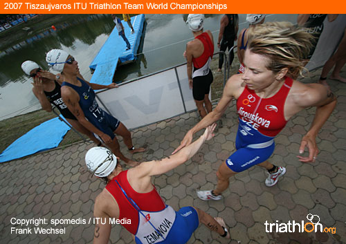 ITU Triathlon Team World Championships