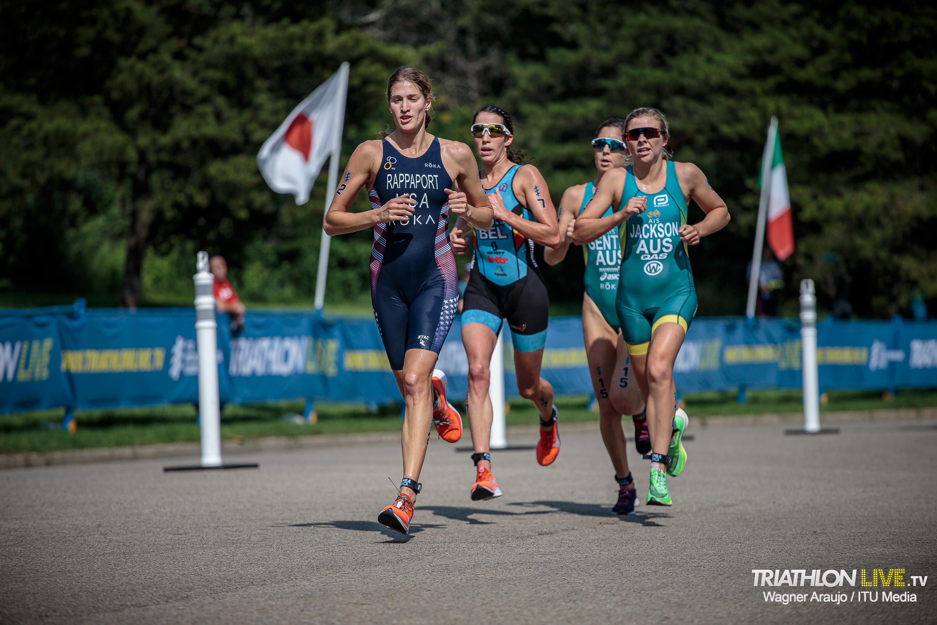 Triathlon Olympia 2021