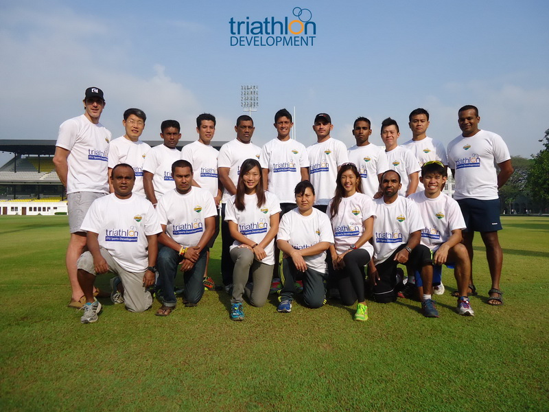 Colombo hosts Level 1 Coaching Course