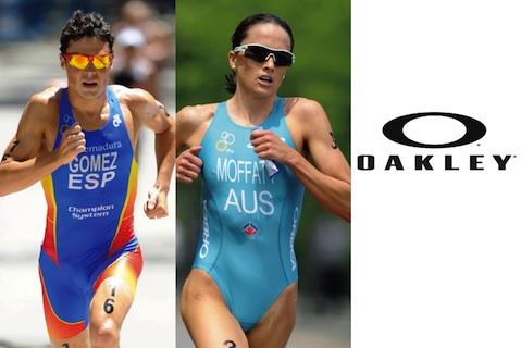 75b2323277b ITU names Oakley new sponsor of the Dextro Energy Triathlon ITU World  Championship Series