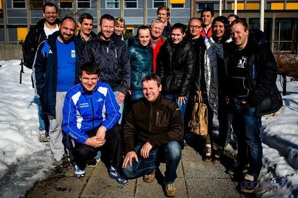Oslo Coach Course