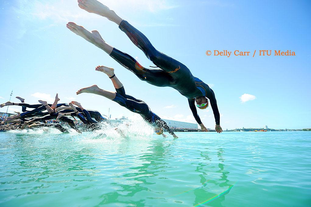 Essential triathlon training tips: Intro to swimming ...