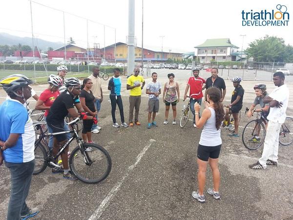 Trinidad Coach Course