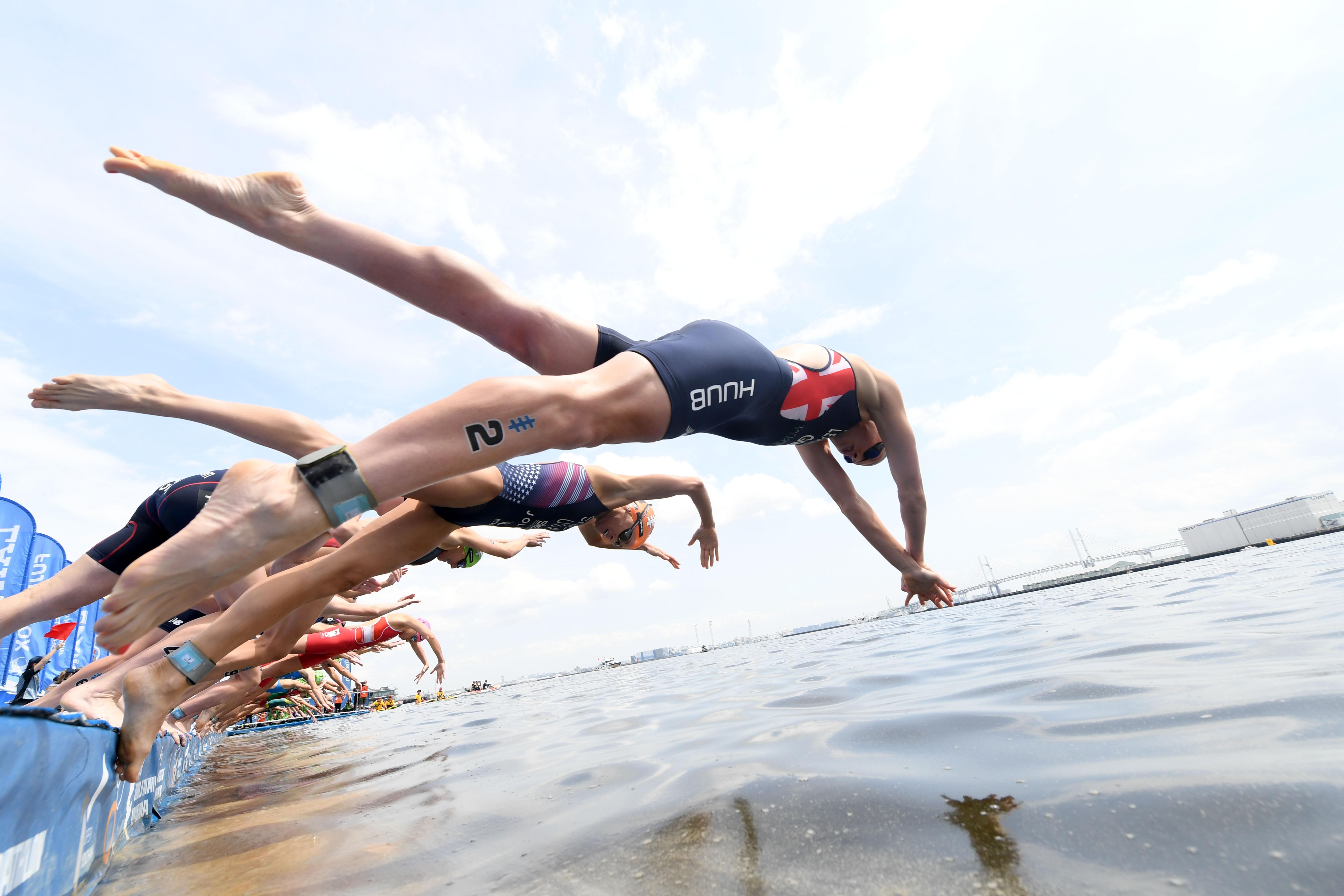 Calendario For Mens 2020.Itu Announces The 2020 World Triathlon Series Calendar