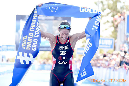 Helen Jenkins wins Gold Coast