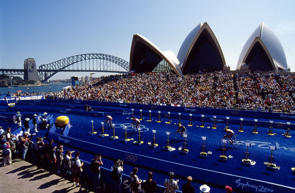sport added to 2000 olympics in sydney - photo#14