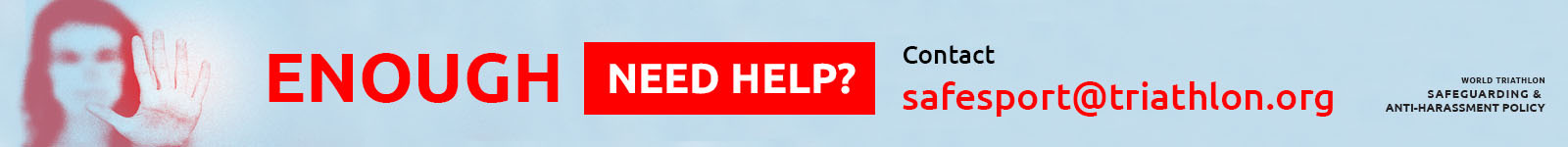 Need help? Contact safesport@triathlon.org