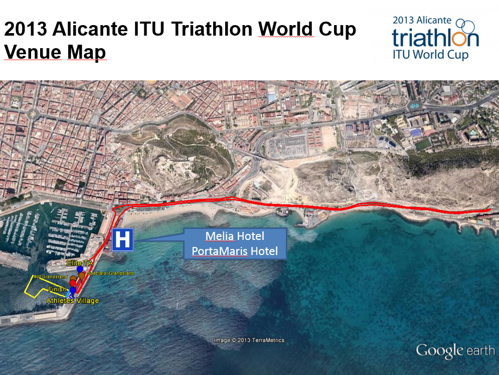 2013 ITU World Cup season continues in Alicante Triathlonorg