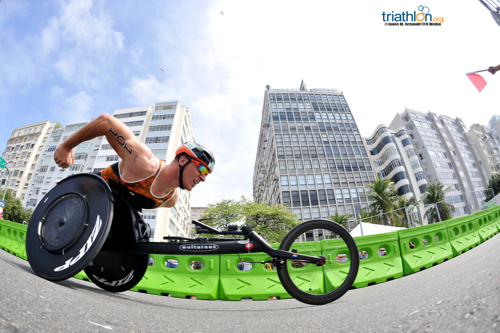 Plat cycling in rio