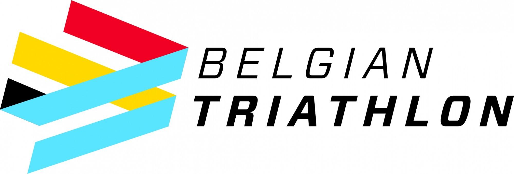 Belgian Triathlon logo