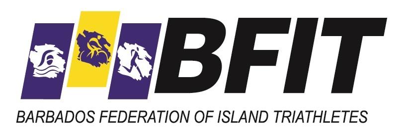 Barbados Federation of Island Triathletes logo