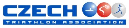 Czech Triathlon Federation logo