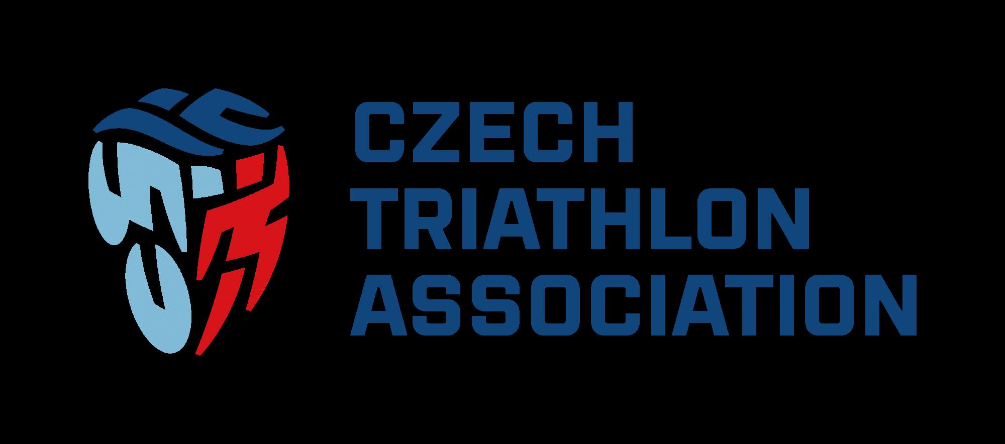 Czech Triathlon Association logo