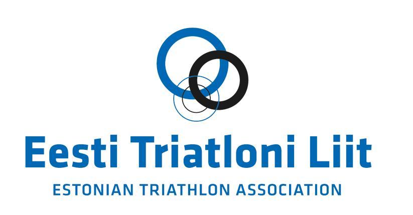Estonian Triathlon Federation logo