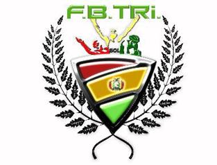 Bolivian Triathlon Federation logo