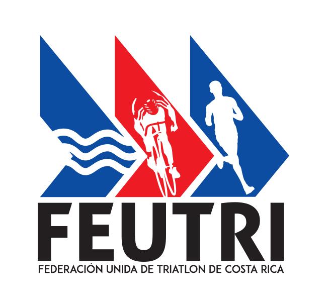 Federacion Unida de Triatlon Costa Rica logo