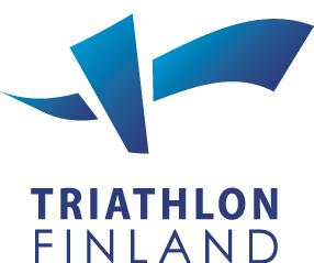 Finnish Triathlon Association logo