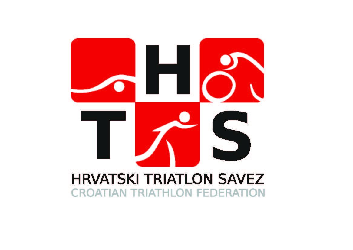 Croatian Triathlon Federation logo