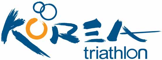 Korea Triathlon Federation logo