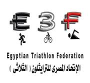 Egyptian Triathlon Federation logo