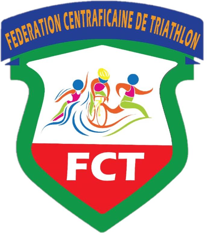 Federation Centrafricaine de Triathlon logo