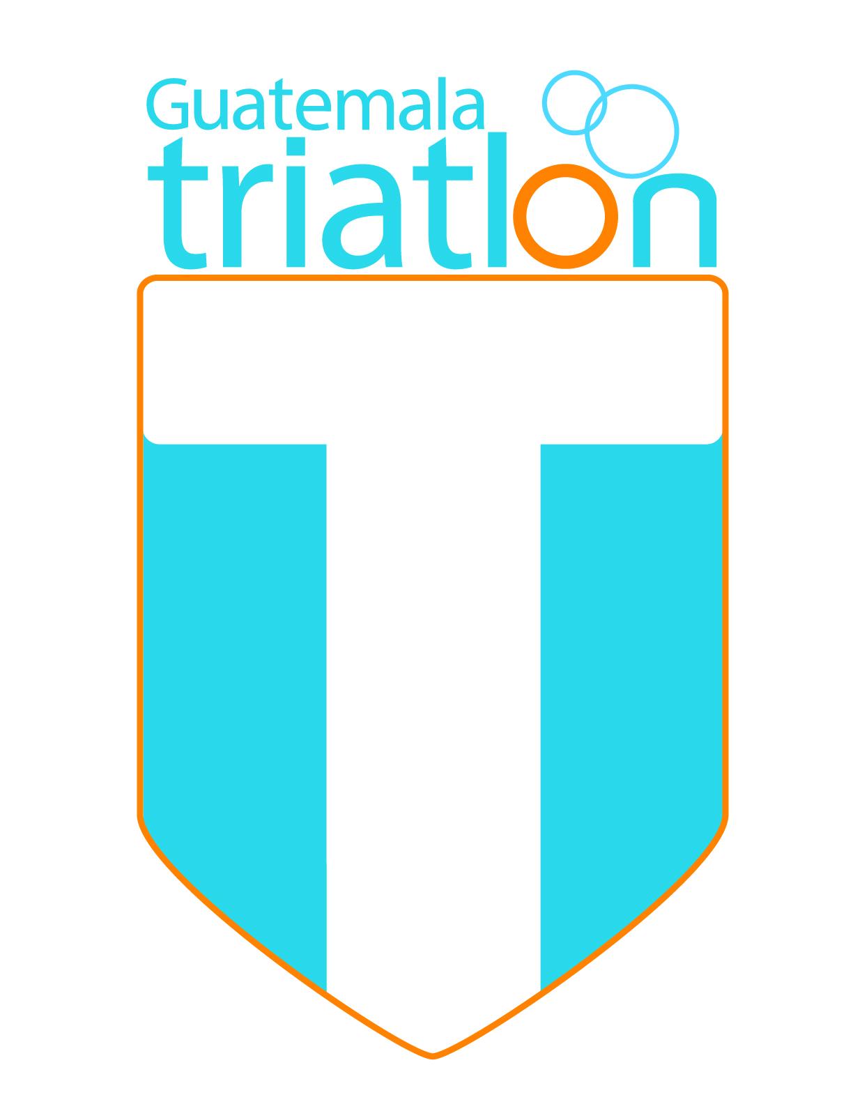 FEDERACION DEPORTIVA NACIONAL DE TRIATLON, GUATEMALA logo