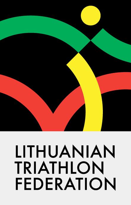 Lithuanian Triathlon Federation logo