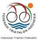 Indonesian Triathlon Federation (ITF) logo