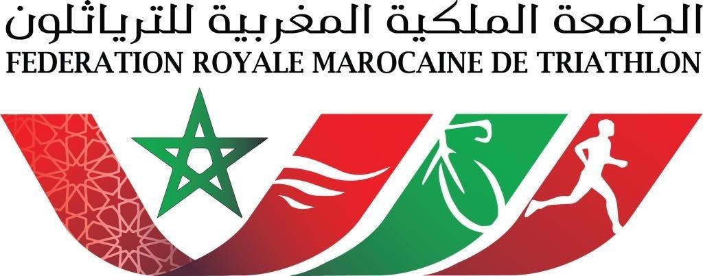 Fédération Royale Marocaine de Triathlon logo