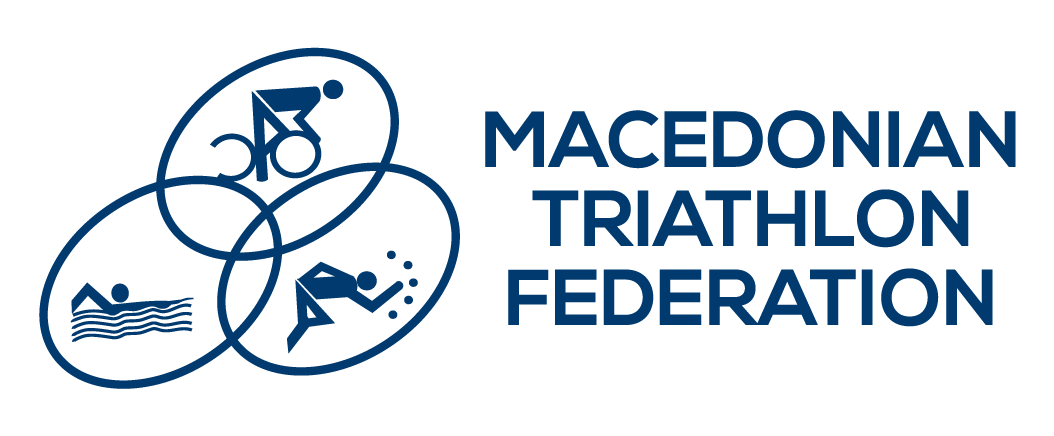 Triathlon Federation of Macedonia logo