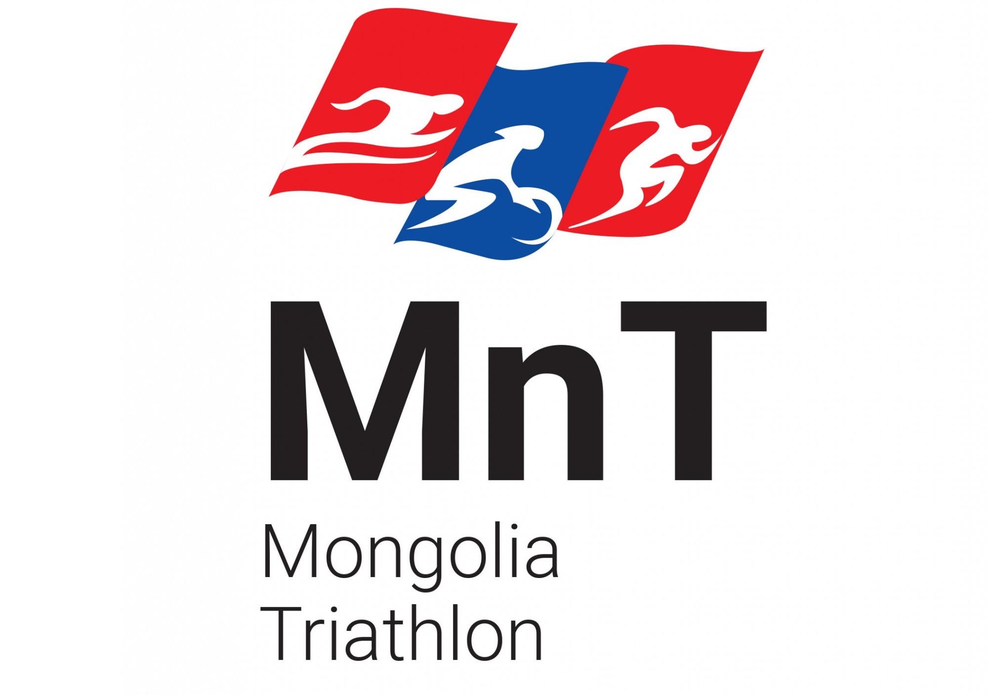 Mongolia Triathlon logo