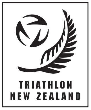 Triathlon New Zealand logo