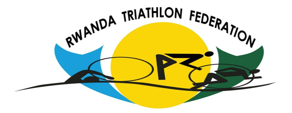 Federation Rwandaise de Triathlon logo