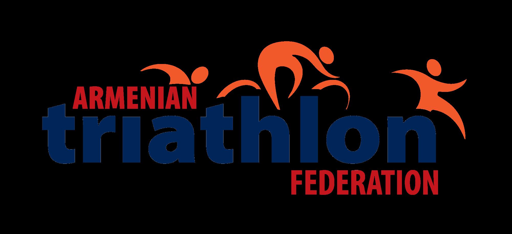 Armenian Triathlon Federation logo