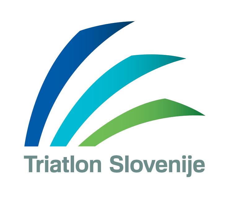 Triatlonska zveza Slovenije logo
