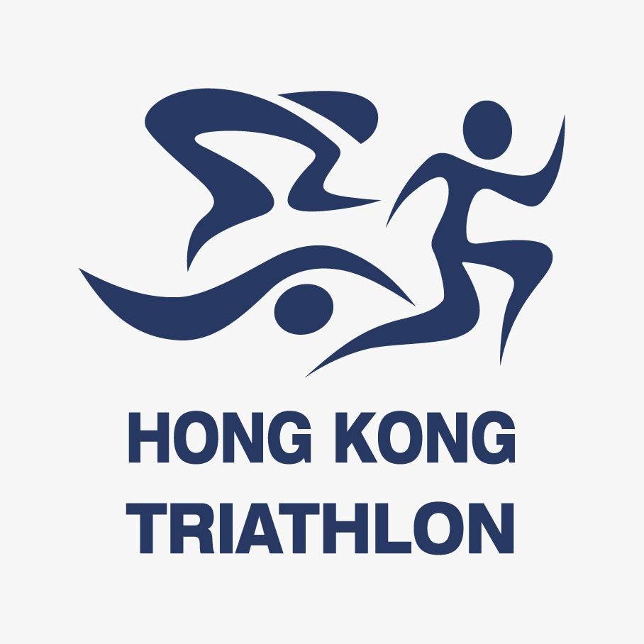 Hong Kong China Triathlon Association (TriHK) logo