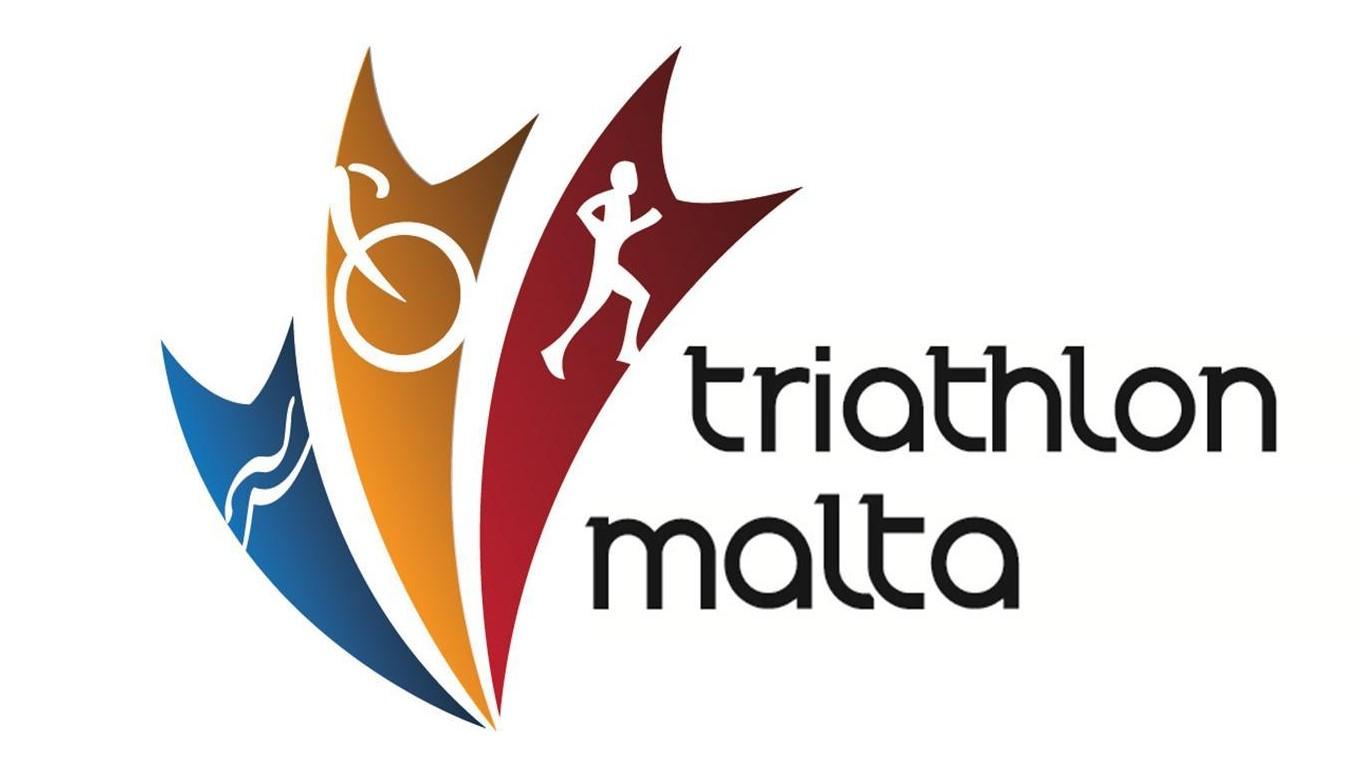 Malta Triathlon Federation logo