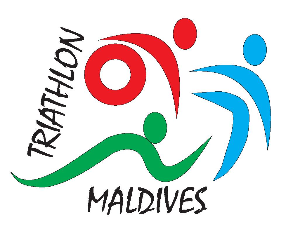 Triathlon Association of Maldives logo