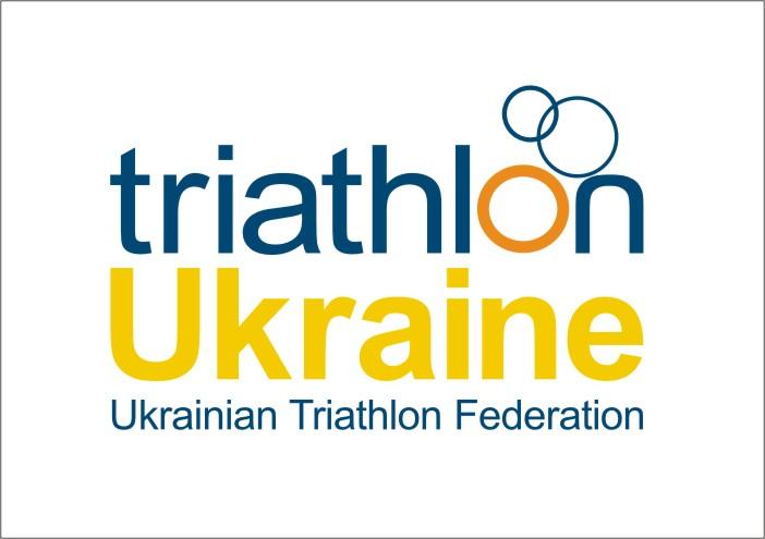 Ukrainian Triathlon Federation logo
