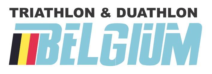 Belgian Triathlon & Duathlon Federation logo