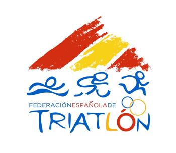 Federación Española de Triatlón logo
