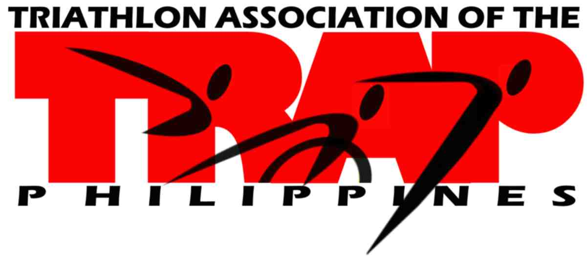 Triathlon Association of Philippines (TRAP) logo