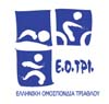Hellenic Triathlon Federation logo