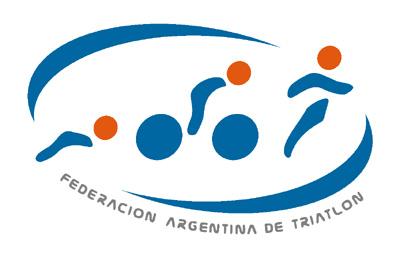 Federación Argentina de Triatlon logo