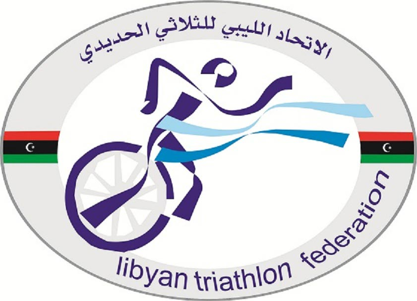 Libyan Triathlon Federation logo