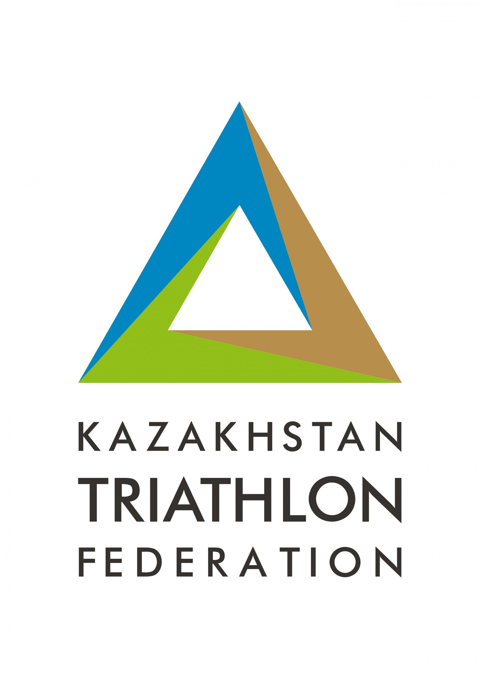 Kazakhstan Triathlon Federation logo