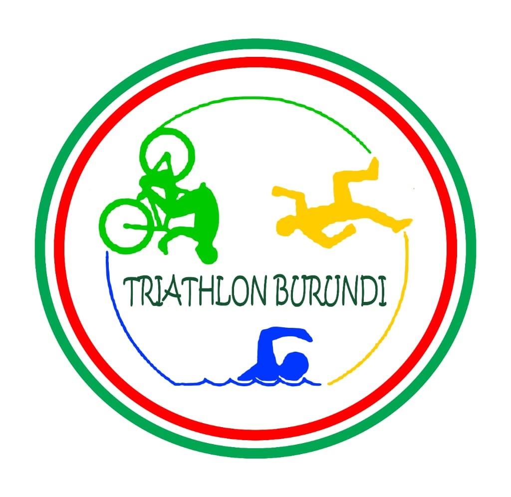 Burundi triathlon union logo