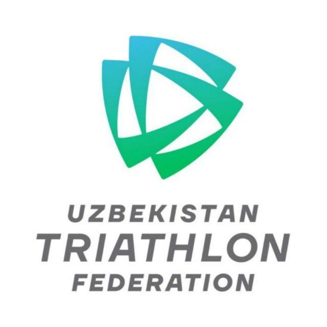 Uzbekistan Triathlon Federation (UTF) logo