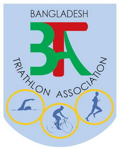 Bangladesh Triathlon Association (BTA) logo