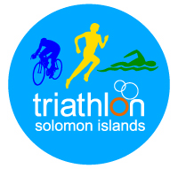 Triathlon Solomon Islands logo